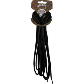Lundhags Shoelaces 165cm black